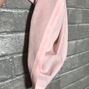 lululemon athletica Tops - Lululemon pretty pink paisley swiftly racer tank